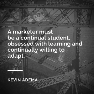 Professional Development Q&A with Kevin Adema
