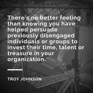 Professional Development Q&A With Troy Johnson