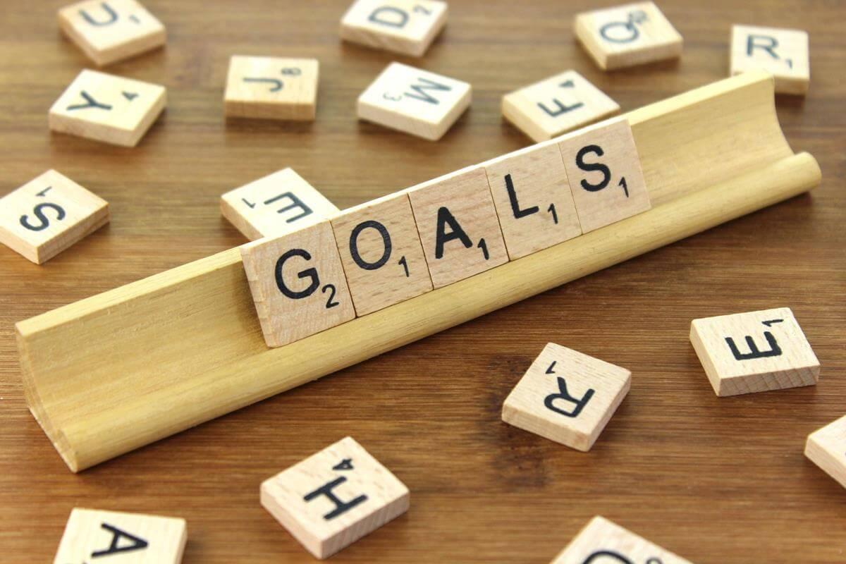 Resolutions Suck, Goals Don't