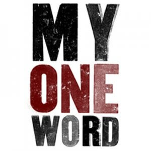 Tod Meisner One Word